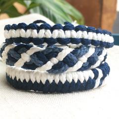 bracelets écologique zéro déchets plastique recyclé