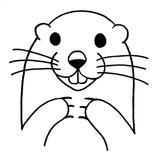 punch needle marmotte