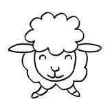 kit punch needle mouton
